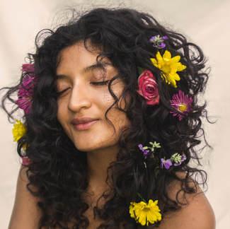 model: Carolina Sirias