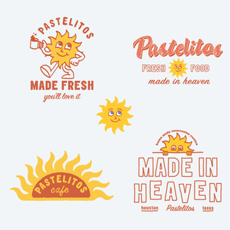 Pastelitos Brand Exploration