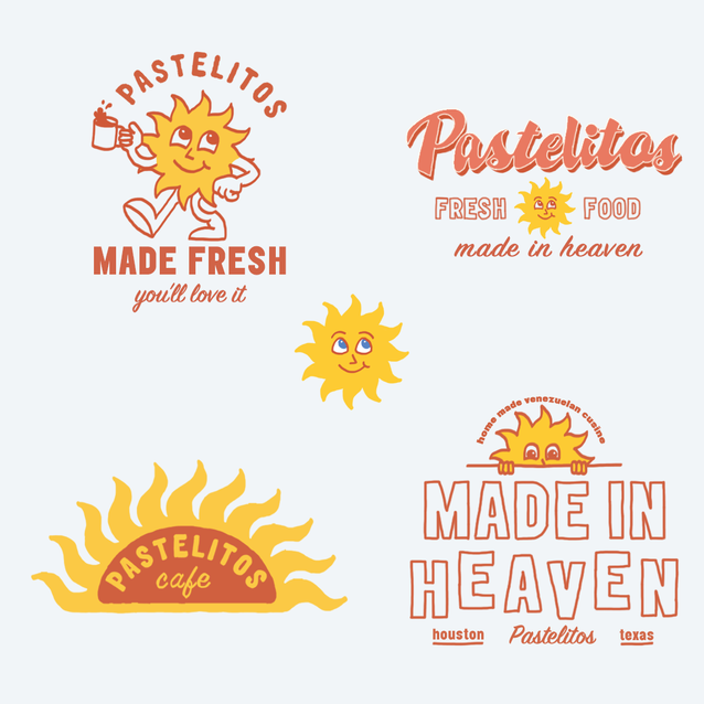 Pastelitos Brand Exploration