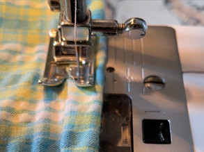 Starting your Reworking Journey- a step by step guide to shortening a hemline
