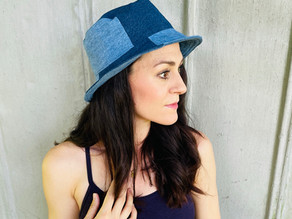 Bucket Hat Pattern: What to do with your fabric scraps.