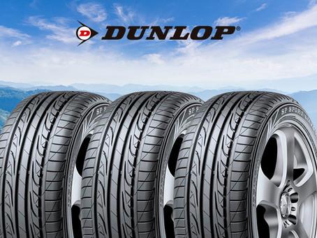 Conheça a marca Dunlop, a criadora dos pneus