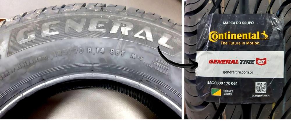 pneus general tire