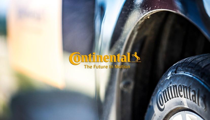Carro usando pneu Continental - Achei Pneus