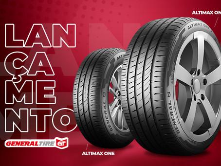Pneus de passeio Altimax One e One S: os novos lançamentos da General Tire