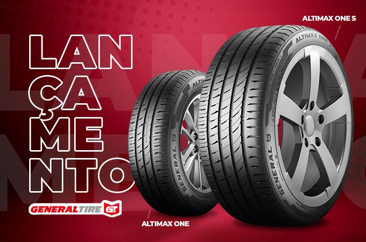 Pneu General Tire Altimax One One e One S