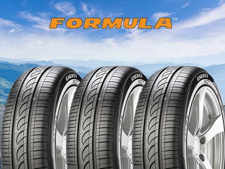 Conheça a Formula, marca de pneus da Pirelli
