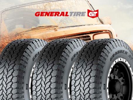 Conheça os pneus General Tire, marca do grupo Continental