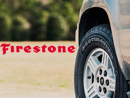 Conheça a Firestone, marca da Bridgestone, maior fabricante de pneus do mundo