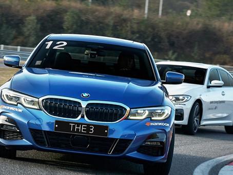 Hankook irá fornecer pneus para todos os veículos do BMW Driving Center até o final de 2021