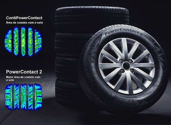marcas diferentes de pneus