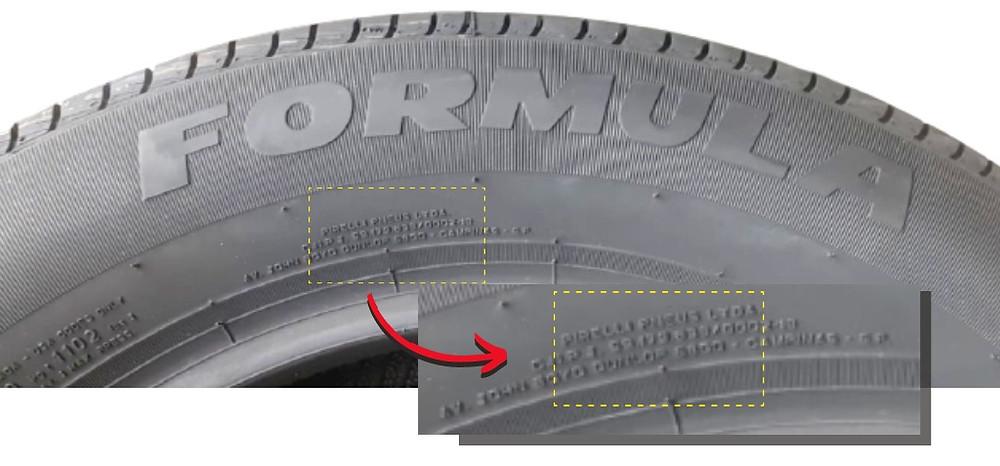 pneu formula pirelli
