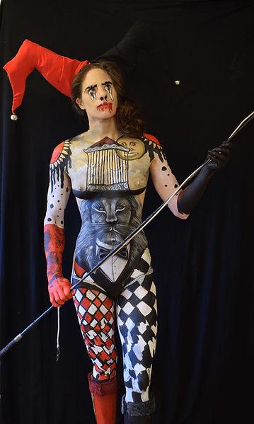 Photoshop Psychedelic Circus 7-7-2020 (9