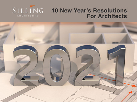 AN ARCHITECTS GUIDE TO NEW YEAR'S RESOLUTIONS
