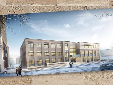 Harrison County General Services Annex Design Unveiled