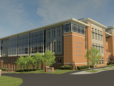 Silling Design Approved For Delaware County Courthouse
