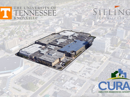 Silling Architects Partner With UT Architect Students To Study Town Center