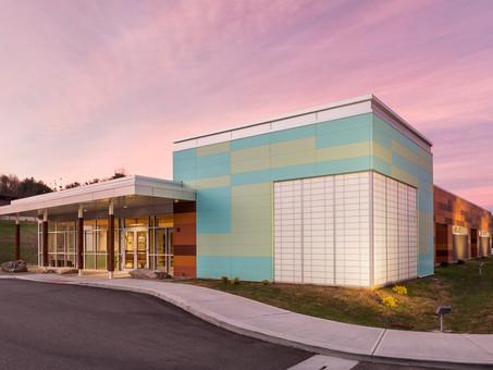 New Cabin Creek Health Center Opens