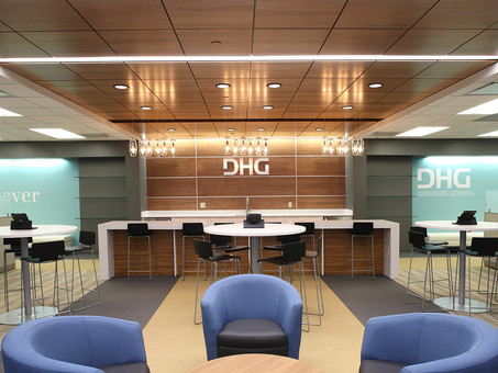 DHG Partner With Silling Architects To Design New Collaborative Office Space