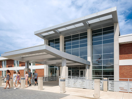 Silling Architects - John Marshall HS Earns AIA WV Citation For Renovation Award