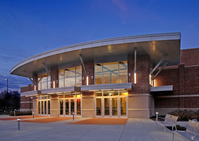 WVSU Walker Convocation Center