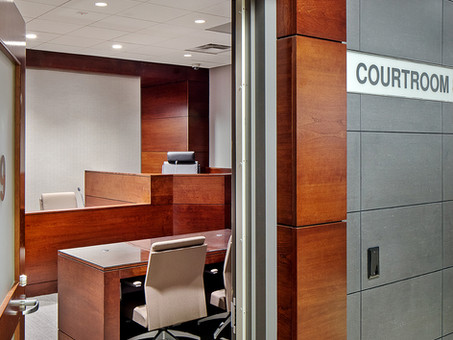 Silling Architects Featured In 2-Part Series On Judicial Facilities