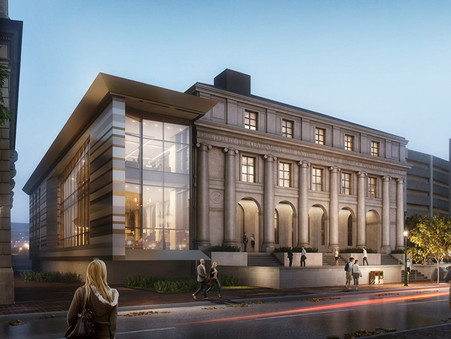 Kanawha Public Library To Undergo $27M Renovation