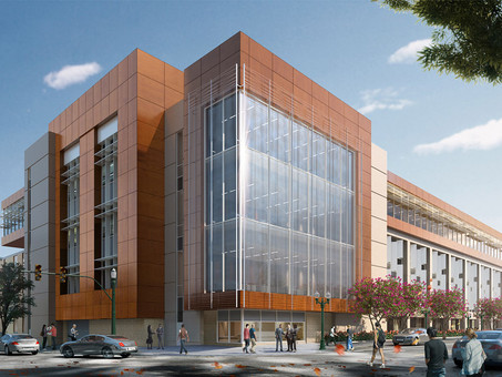 New Cabarrus County Courthouse Design Concept Unveiled