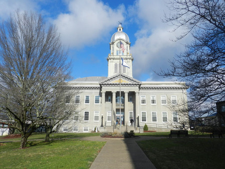 Silling Architects Selected To Conduct Study of 55 West Virginia Courthouses
