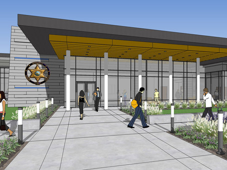 Silling Architects Chosen To Design New Sheriff's Department