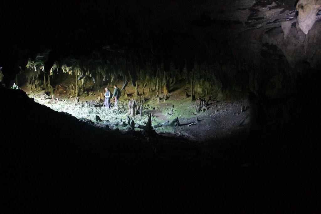 Caverna Santa Cruz