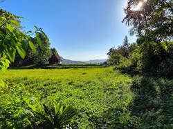 Vista do Chalé Morro do Tschumi