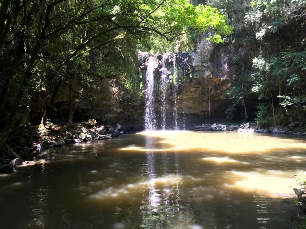 Cachoeira RPPN Serra do Pitoco