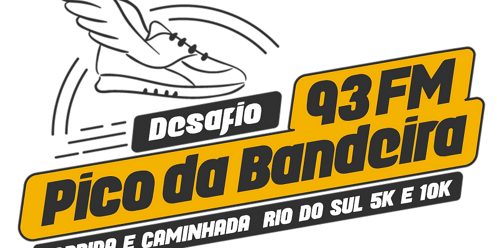 Desafio Pico da Bandeira | Corrida e Caminhada
