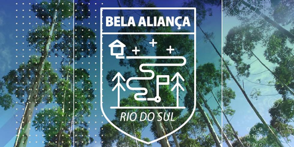 Etapa Bela Aliança / Serra Taboão