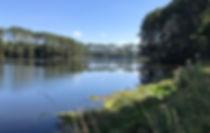 mapeamnto represa perimbó
