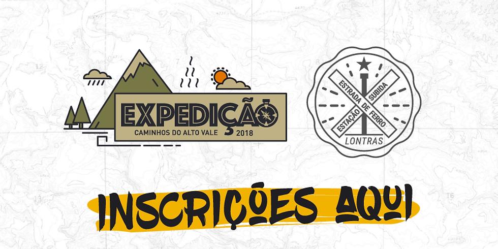 Estrada de Ferrro / Estação de Subida - Lontras - ENCERRADO