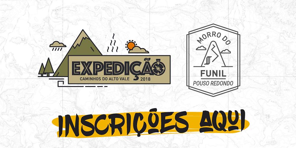 Morro do Funil - Pouso Redondo + almoço
