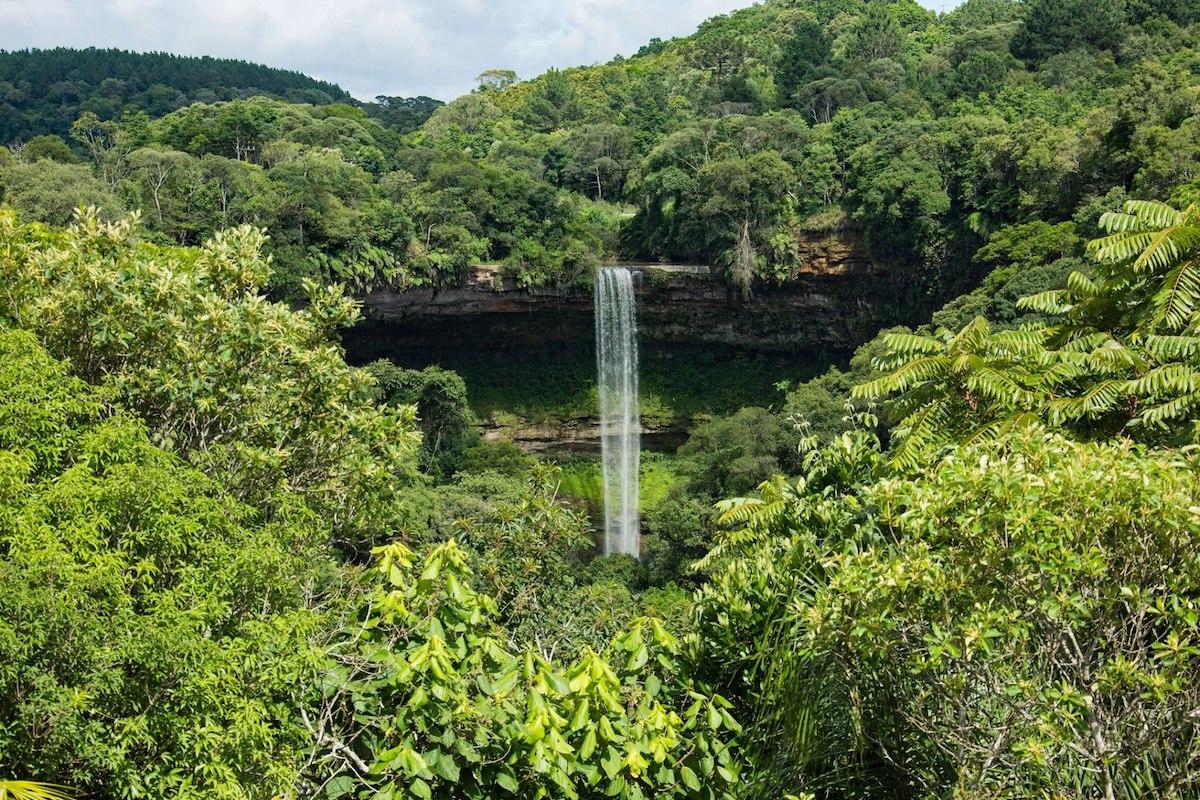 Cachoeira Perau do Gropp