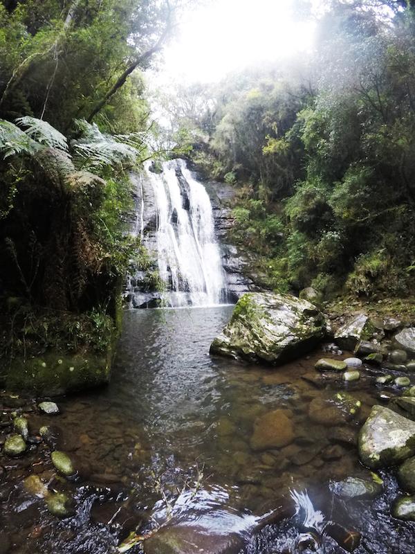 Cachoeira Rio Sete Quedas