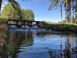 Represa e Ponte
