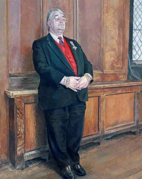 John Atkin MBE