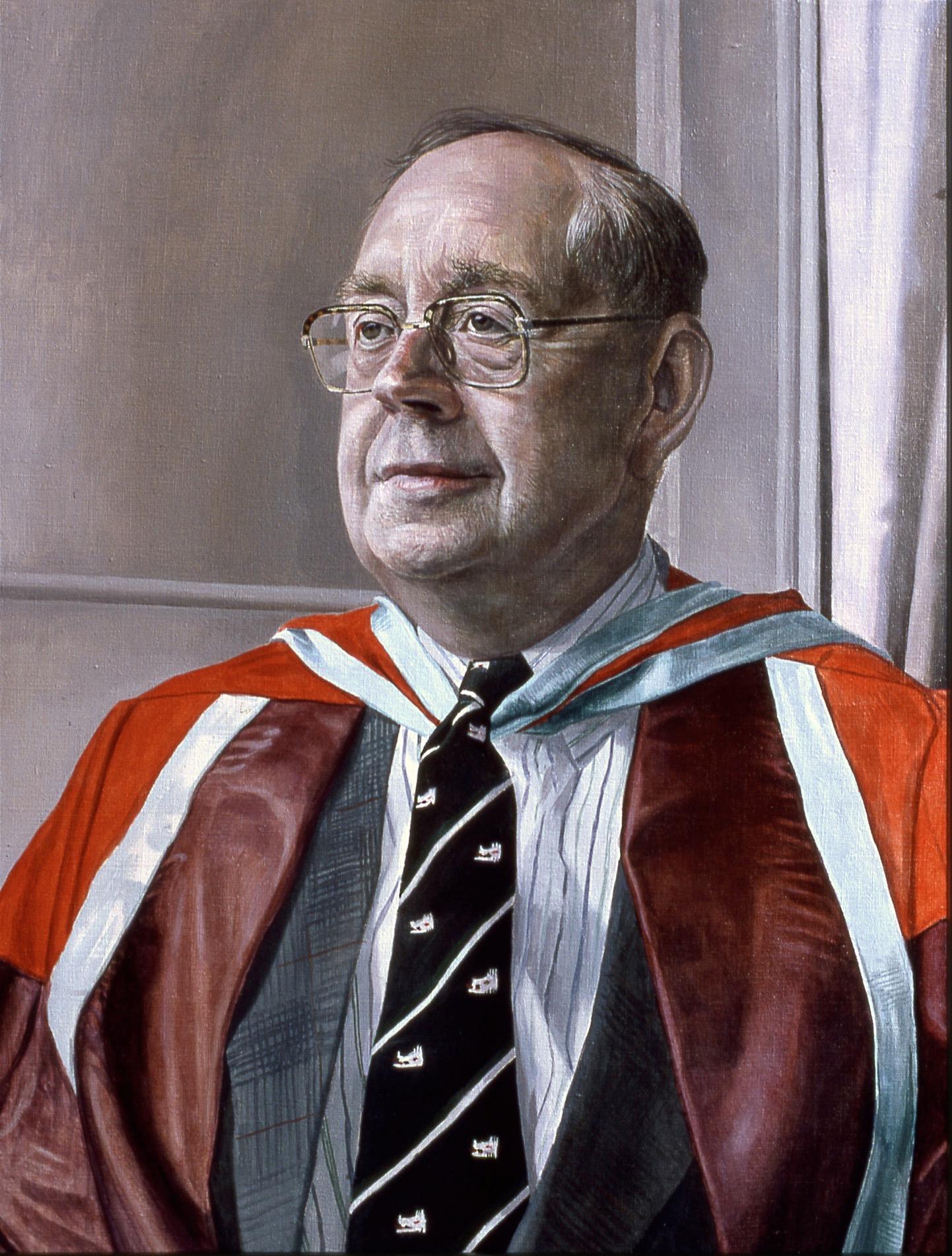 Dr Edward Salthouse