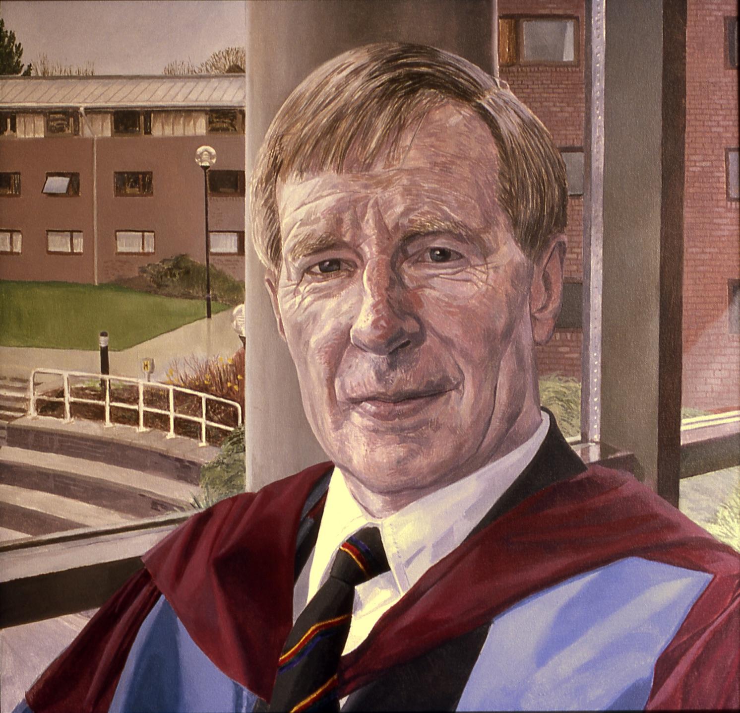 Professor Gerald Blake