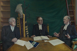 The Three Treasurers