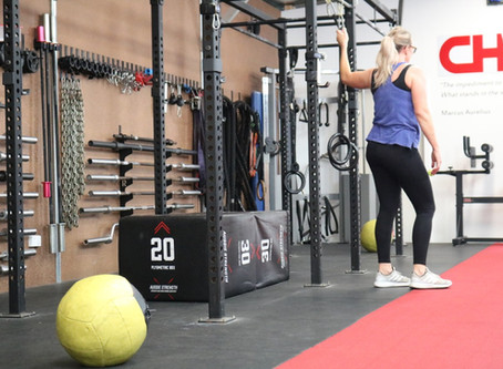 Tips to help you find a Training Space