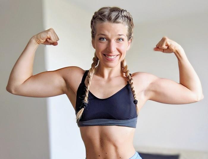 Séance haut du corps du programme Half Body en musculation