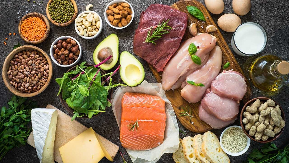 alimentation pour maigrir des cuisses protéines