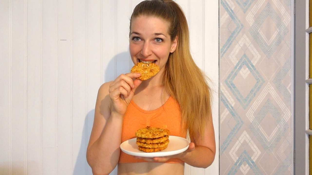 recette healthy cookie
