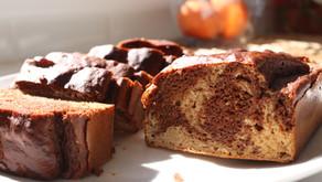 Gâteau marbré Healthy & Diète